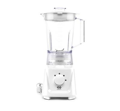 ClassPro Plastic Blender with Grinder, 1.5L Plastic Jar, with 0.2L Grinder, 500W