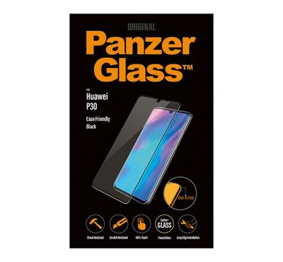 PanzerGlass Huawei P30 Case Friendly, Black