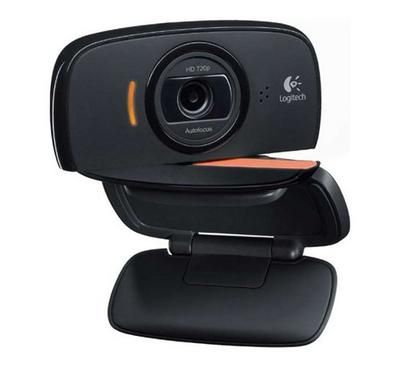 LOGITECH HD Webcam C525, Black