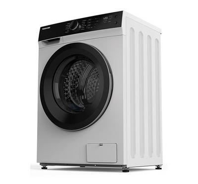 Toshiba THE GREATWAVES 8KG Washing Machine Front Load White