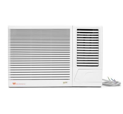 White WestingHouse Window AC, 17,600 BTU Hot & Cool, R410A, Rotary Compressor