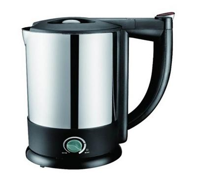 Donlim Stainless Steel Jug Lighting Kettle, 1.7L, 2400 Watts