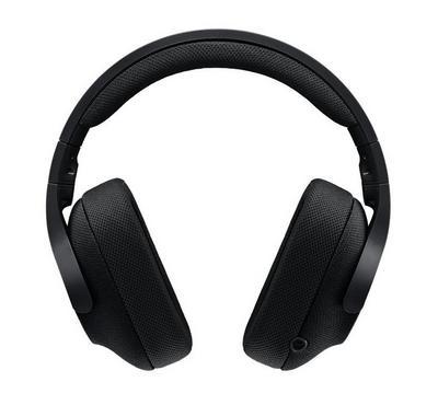 LOGITECH G433 Gaming Headset 7.1 Surround, Black