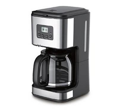 Donlim Coffee Maker, 12 Cups, 1.5L, 900 Watts, 220V, Nylon Filter.
