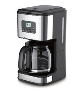 Donlim Coffee Maker, 12 Cups, 1.5L, 900 Watts, 220V, Nylon Filter.