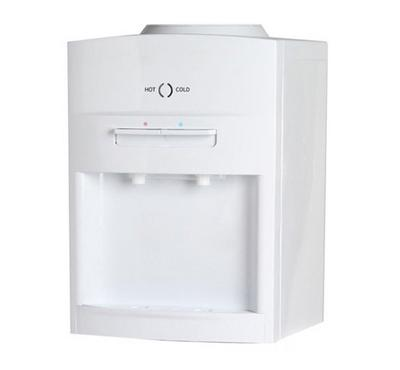 Power Table Top Free Standing 2 Tap Water Dispenser White