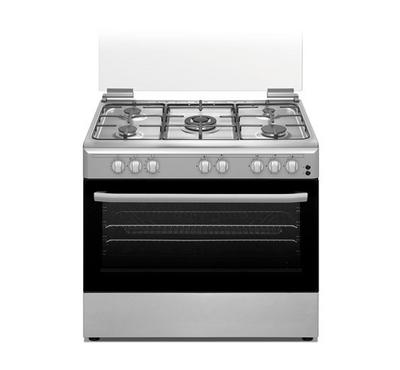 Fratelli 90x60cm Gas Cooking Range With Grill Stainless