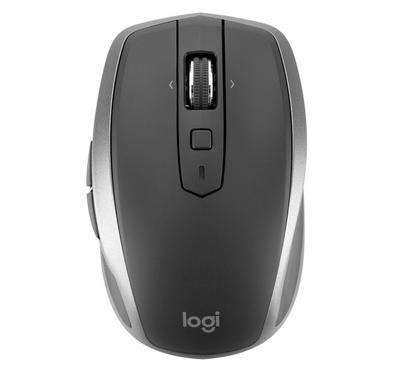 LOGITECH MX Anywhere 2S Bluetooth Mouse, Graphite