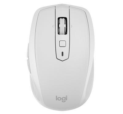 LOGITECH MX Anywhere 2S Bluetooth Mouse, Light Grey