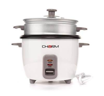 Charm Rice Cooker. 1.0L, with Cooling Indicator, Non-Stick Coating Bowl