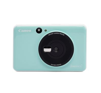 Zoemini C 2-In-1 Camera, Zink print technology, Mint Green