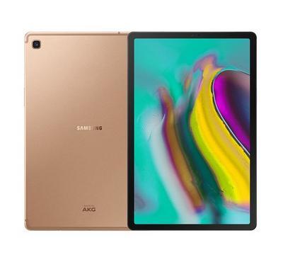 "Samsung GALAXY TAB S5e 2019 10.5"" Tablet 64GB WiFi+4G Gold."