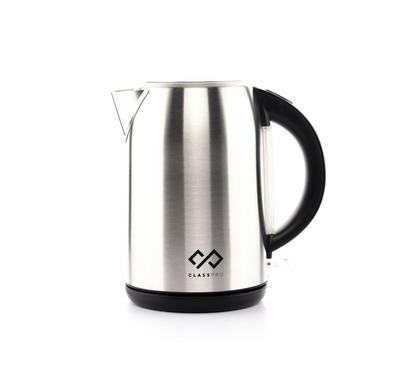 ClassPro Electric Kettle, 1.7L, Stainless Steel