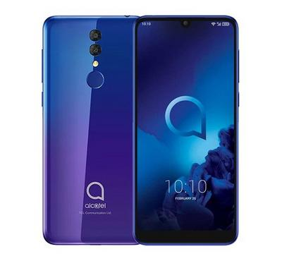 Alcatel 3 2019 5053K 5.9inch Smartphone 64GB 4G DS Blue-Purple