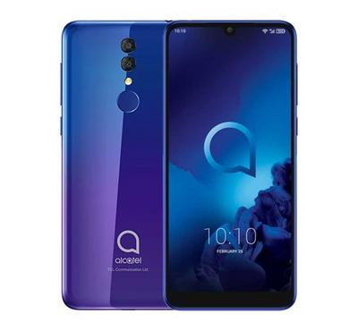 Alcatel 3 2019 5053D 5.9inch Smartphone 32GB 4G DS Blue-Purple