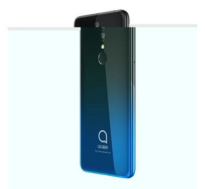 "Alcatel 3 2019 5053D 5.9"" Smartphone 32GB 4G DS Black-Blue"