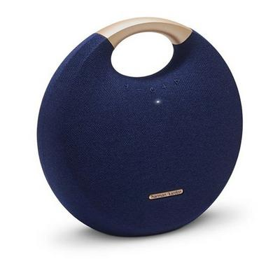 Harman kardon Onyx Studio 5 portable bluetooth speaker, wireless, Blue