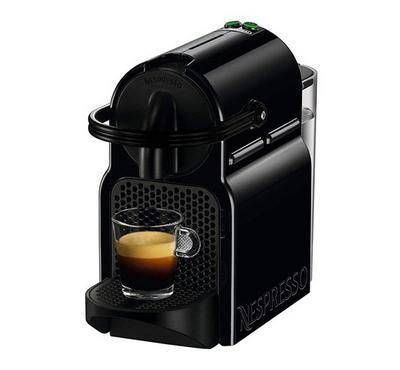 ديلونجي نسبرسو انيسيا، صانعة قهوة،0.7 لتر، اسود
