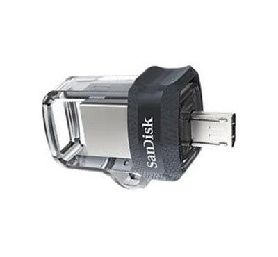 SANDISK Ultra 256GB Dual Drive m3.0, Grey and Silver