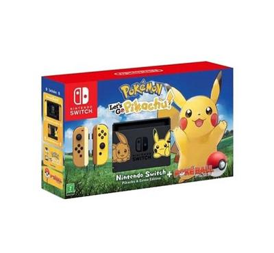 Pokemon Pikachu Console Special edition
