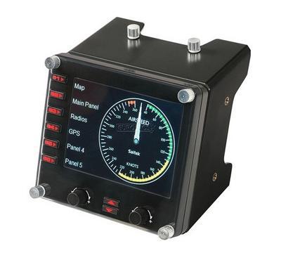 لوجتيك , وحدة التحكم للطيران