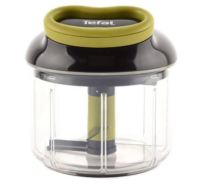 Tefal Manual Chopper,900ml,Black