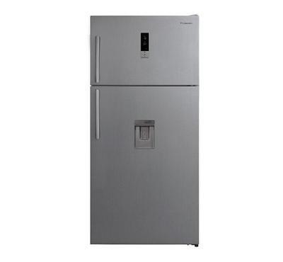 Panasonic 752L 2 Door Refrigerator with Water Dispenser Stainless steel