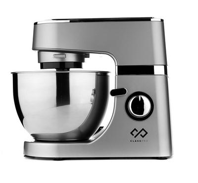 ClassPro Stand Mixer. 700-1000W. Stylish Plastic Housing, Full Metal Gear System