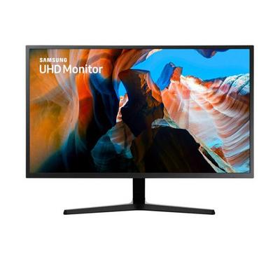 Samsung 32-inch Wide LED PC Monitor UHD-4K 60Hz Dark Blue Gray