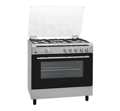 Hoover Gas Cooker 90 x 60 Stainless steel