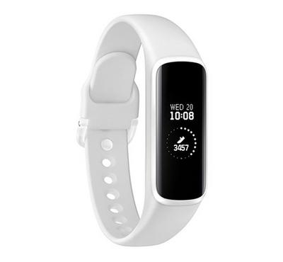 Samung Galaxy Fit e Smart Band, Rugged design, Light weighted, White