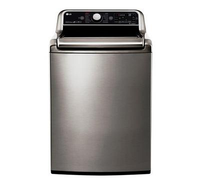 LG 24 kg Top Loading Fully Automatic Washer Stainless steel