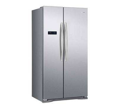 Hisense 741.0L SBS Fridge Touch Control Stainless Steel