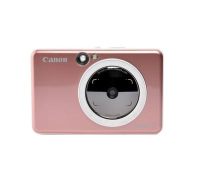 Zoemini S RG--Zoemini S 2-In-1 Camera, Zink print technology, Rose Gold