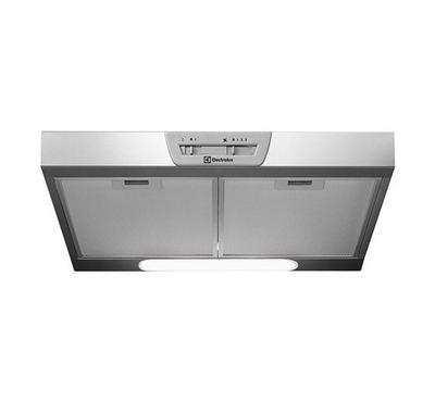 Electolux 60cm Built-under Hood Steel