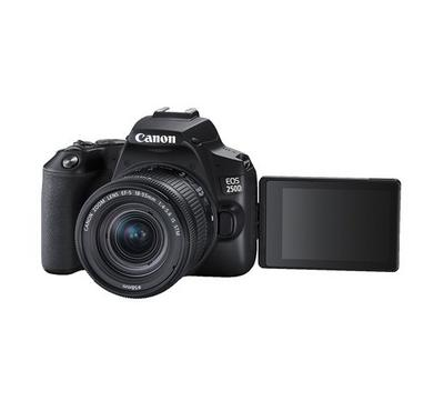 Canon 24.2 MP Digital Camera, 4K video, 3-inch Tochscreen