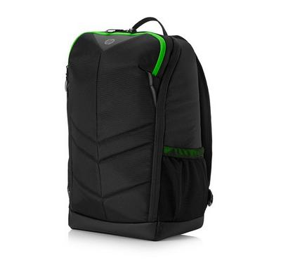 HP Pavilion Gaming Backpack 400، Black/Green