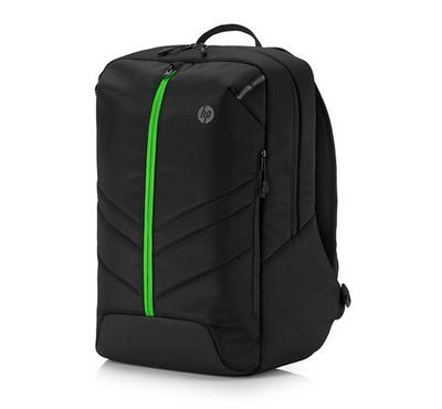 HP Pavilion Gaming Backpack 500، Black/Green