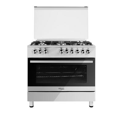 Super General Cooking Range 90x60 Stainless steel