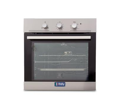 Electrolux, 60cm,Built in Gas Oven and Gas Grill Steel