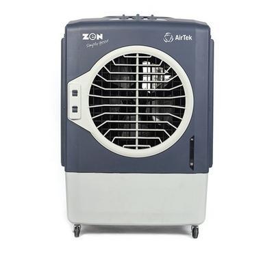 Zen Portable Air Cooler, AIRTEK, 52 L, 165W, Grey