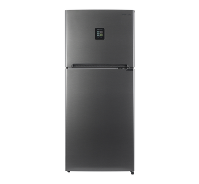 Daewoo Inverter Refrigerator 12.1Cu.ft,Silver