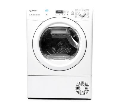 Candy Tumble Dryer 8kg, Heat Pump,White