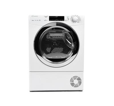 Candy Tumble Dryer, 10kg, Heat Pump Condensing,White