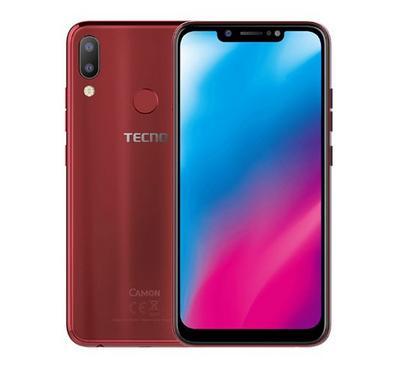 Tecno Camon 11, 32GB, Bordeaux Red