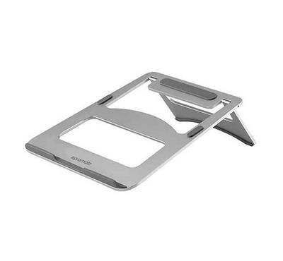 PROMATE Aluminum Laptop Stand, Silver