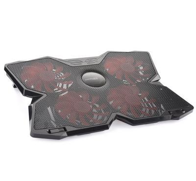 PROMATE Laptop Cooling Pad 3, Black
