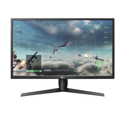 LG UltraGear 27 Inch, Gaming LED PC Monitor Full HD 240Hz Black