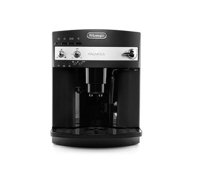 Delonghi Fully Auto Coffee Machine,  Black,