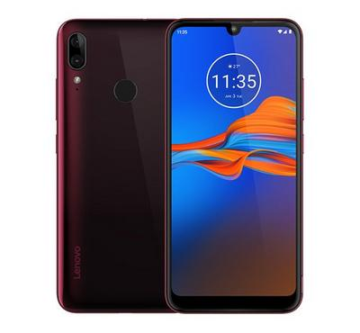Lenovo K10, 64GB, Rich Cranberry